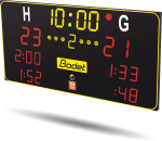 Bodet - Handball Scoreboard BT6120 PLUS