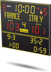 Bodet - Volleyball Scoreboard - BT6130 Alpha