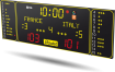 Bodet - Basketball Scoreboard - BT6220 Alpha
