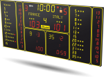 Bodet - Basketball Scoreboard - BT6525 Alpha