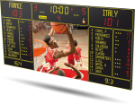 Bodet - Basketball Scoreboard - BT6730 Video 7M H10