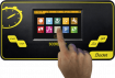 Bodet - Touch Screen Keyboard - Scorepad