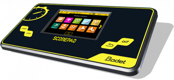 Bodet - Touch Screen Keyboard